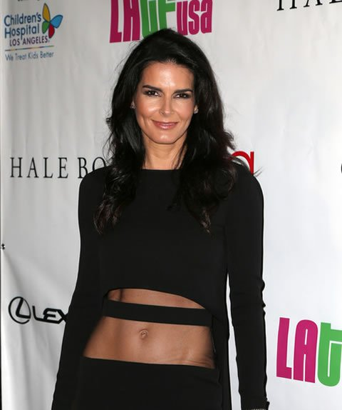 Happy Birthday Angie Harmon