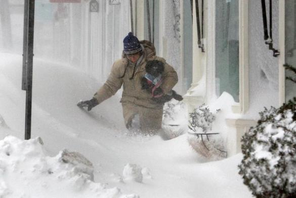 Climate change will hit New England hard, report says