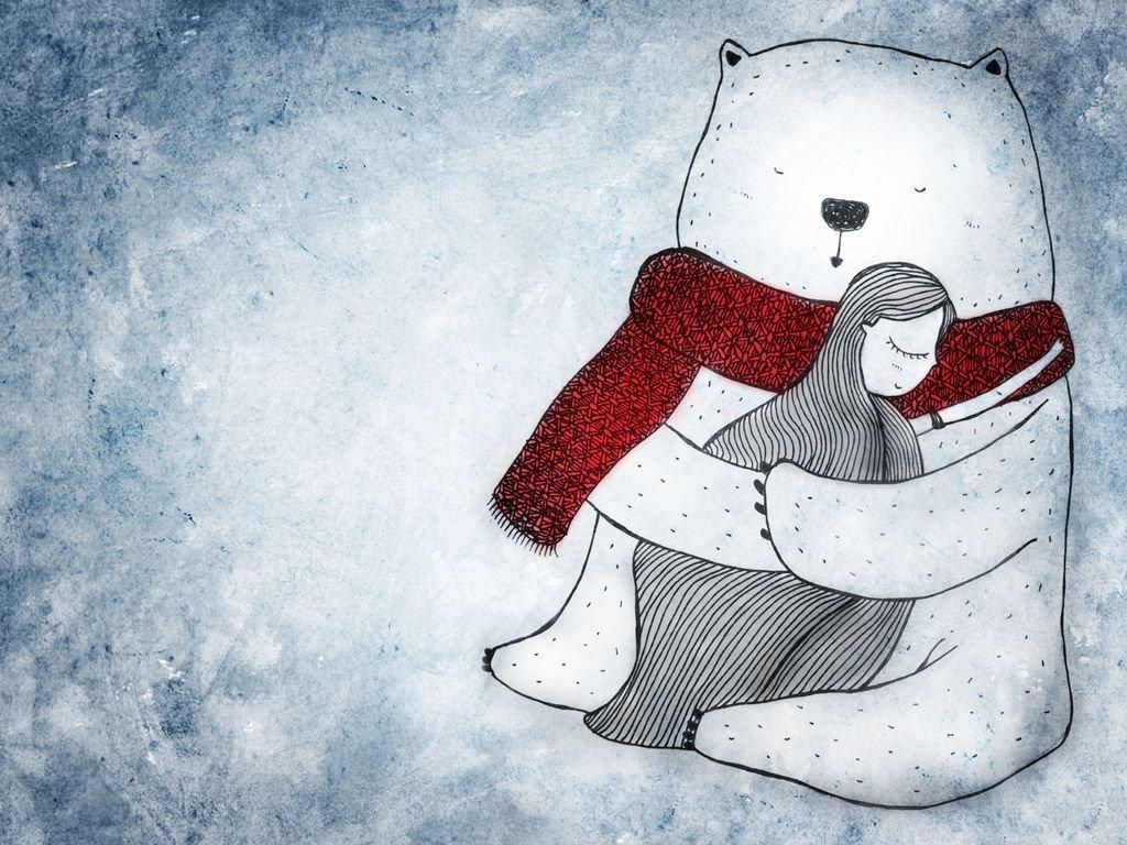 Bear, hug  https://t.co/M1NqEDNF8j https://t.co/ml8Ge1fWqf