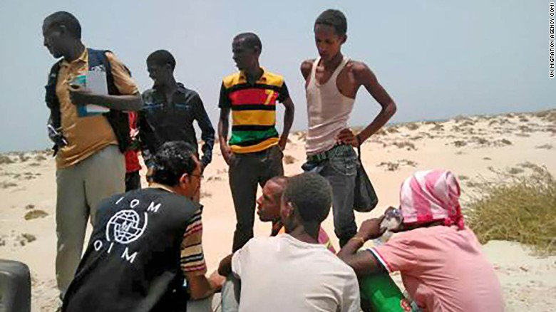 Why thousands of teenagers are fleeing to war-torn Yemen