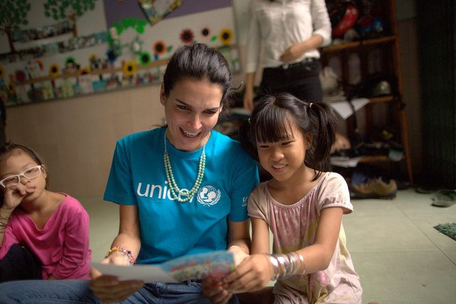 Happy Birthday to   Thank you so much for supporting UNICEF and children around the world!
