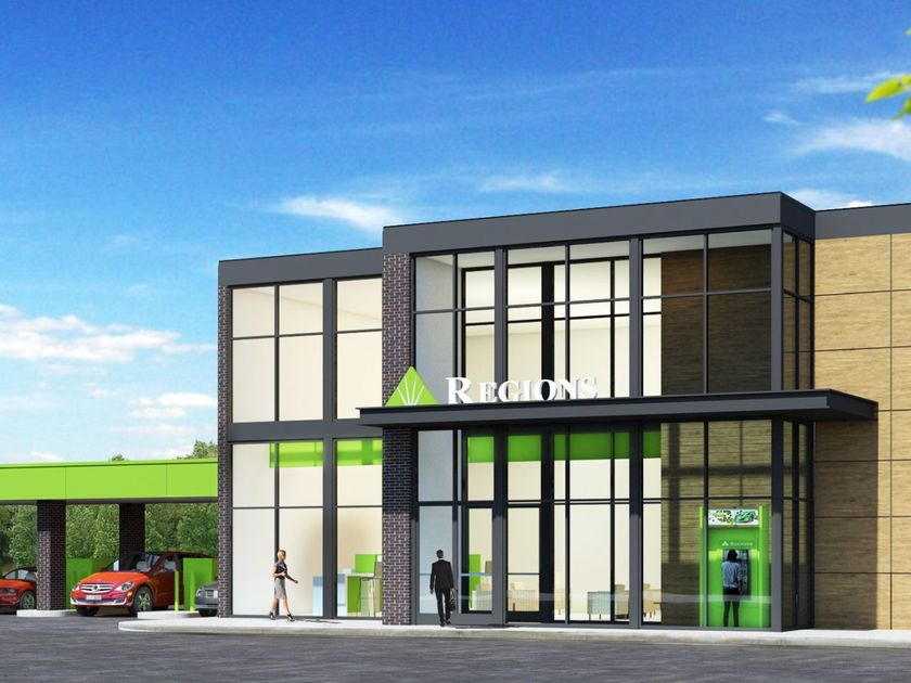 Regions Bank expanding in St. Louis with 8 new branches