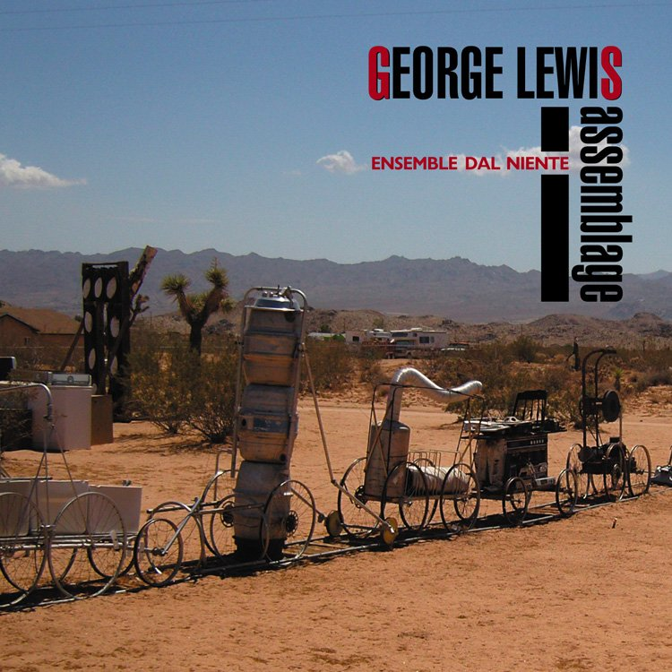 "test Twitter Media - RT @NewWorldDram: Next Month! George Lewis ""Assemblage"" Ensemble Dal Niente @dalniente https://t.co/Toma40z0wo"