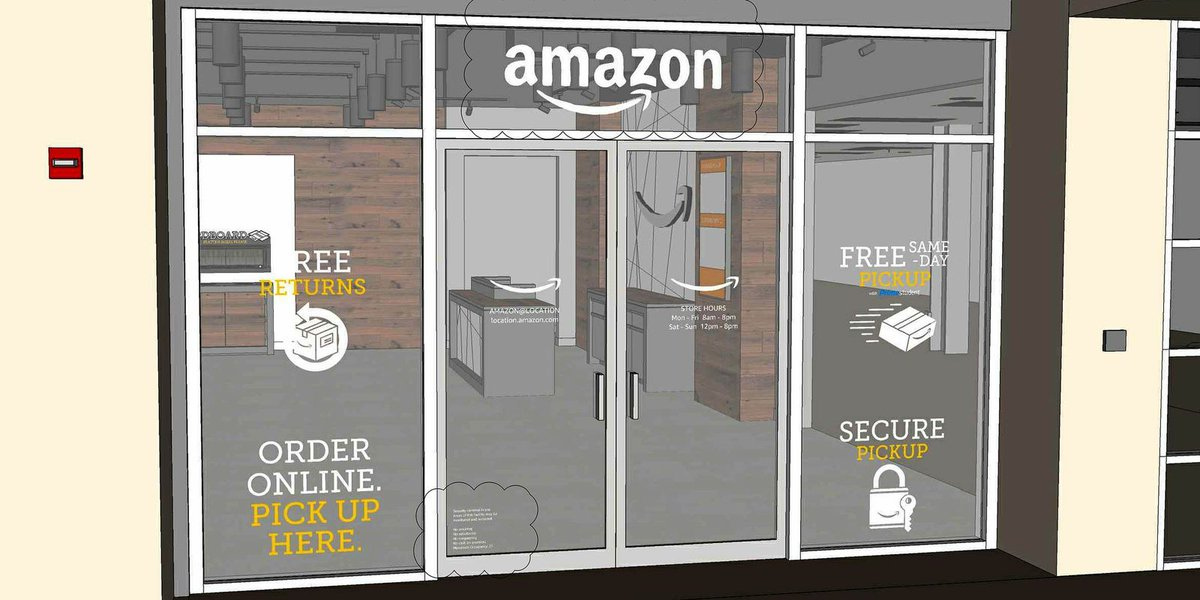 Amazon to open package pickup outlet on EMU campus