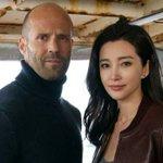 Here be sharks - behind the scenes of Meg, the Jason Statham giant shark movie