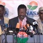 NASA Declares Raila Odinga 'Winner'