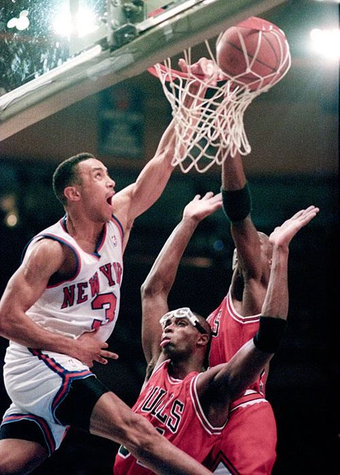 Happy Birthday John Starks!