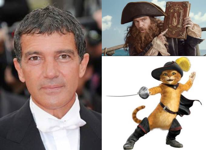 Happy 57th Birthday to Antonio Banderas!