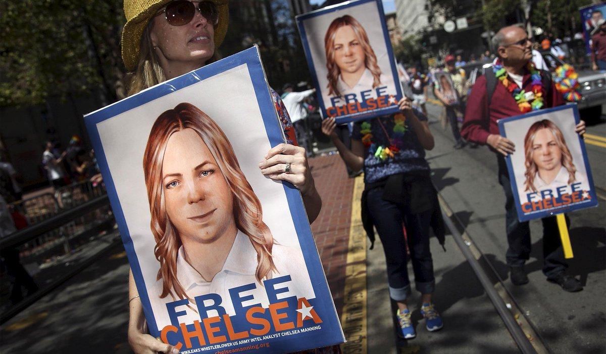 Transgenderism Doesn't Excuse Treason via @DavidAFrench
