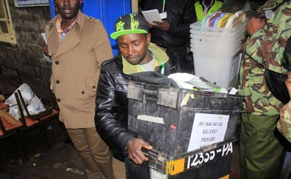Results announcement in county to delay as staff take break