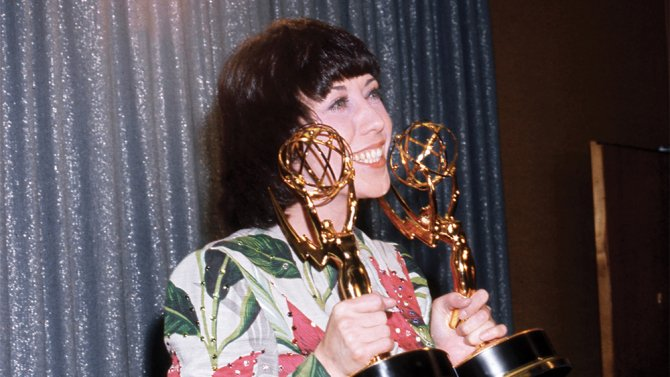 .@LilyTomlin reveals she almost didn't attend the 1974 Emmys, where she won two awards