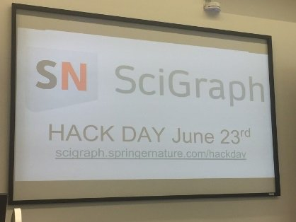 "test Twitter Media - .@SpringerNature first #SciGraph Hack Day ""Linked Open Data in Action"" https://t.co/g4v2uByivH https://t.co/u76tSlYlzm"