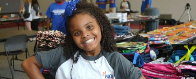 Meet the 10-year-old who donated 1,000 backpacks to Flint students ❤️ https://t.co/mIcLMQTsMh https://t.co/hK8ZcBWQRJ