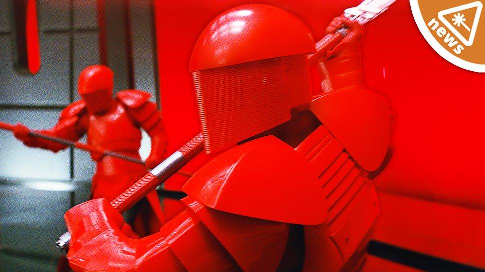 What will Snoke's Praetorian Guards do in #TheLastJedi? Find out on #NerdistNews! https://t.co/BPgqjXW3oM #StarWars https://t.co/8pVCwBZXXw