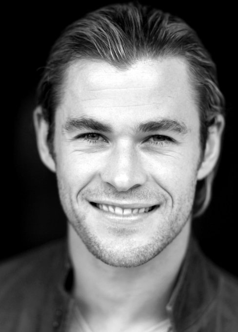 Chris Hemsworth - Happy Birthday!