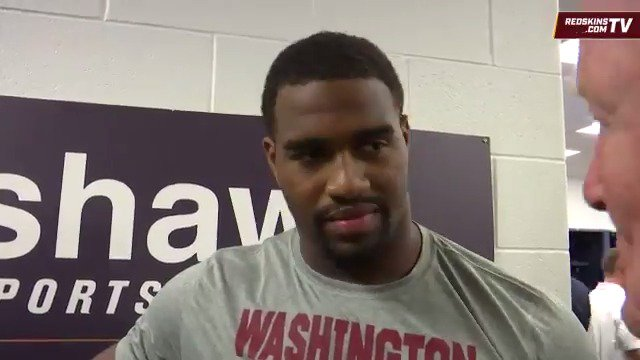 #Redskins rookie Jonathan Allen reflects on his first @NFL game. #HTTR  ��: https://t.co/AhdqtXrt7f https://t.co/HZrWCla27z