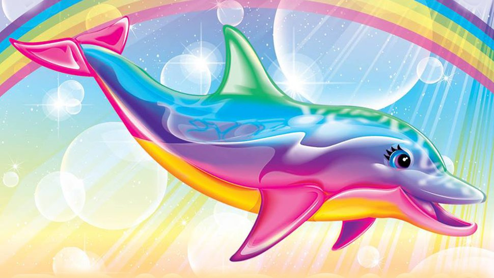 Finally, your money can be as colorful as #LisaFrank's whole world: https://t.co/HC8pVyths8 https://t.co/K4eBLxoDhH