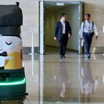 Changi Airport turns to robots to keep T4 clean