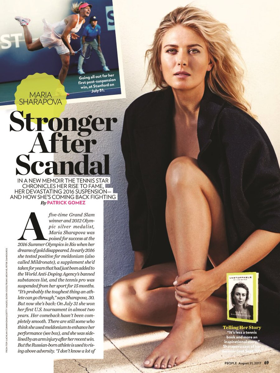 Sneak preview of #Unstoppable, As Seen in @people https://t.co/qtUNDvLaEU