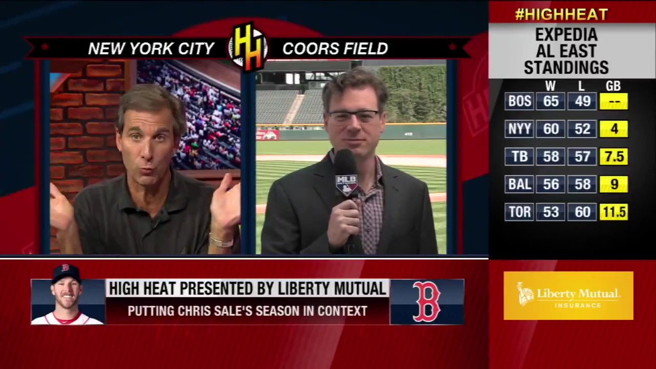 Who is the AL MVP: @TheJudge44, @JoseAltuve27 or Chris Sale?  @JonahKeri and @MadDogUnleased debate on #HighHeat! https://t.co/1e5XNGXKdo