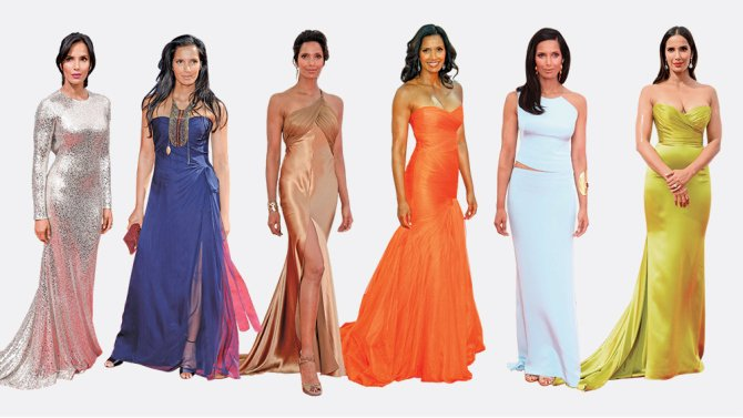 Take a look back at @PadmaLakshmi's #Emmys fashion evolution over the years https://t.co/WDJKhjRuKC https://t.co/BD7IWra9Cz