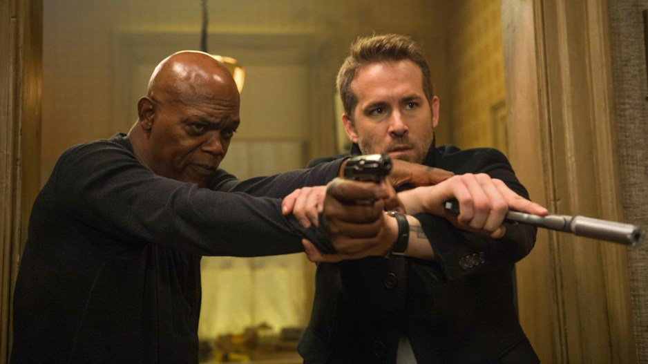 Film Review: 'The Hitman's Bodyguard' https://t.co/iOdyTfBbV6 https://t.co/mO5lE00LAA