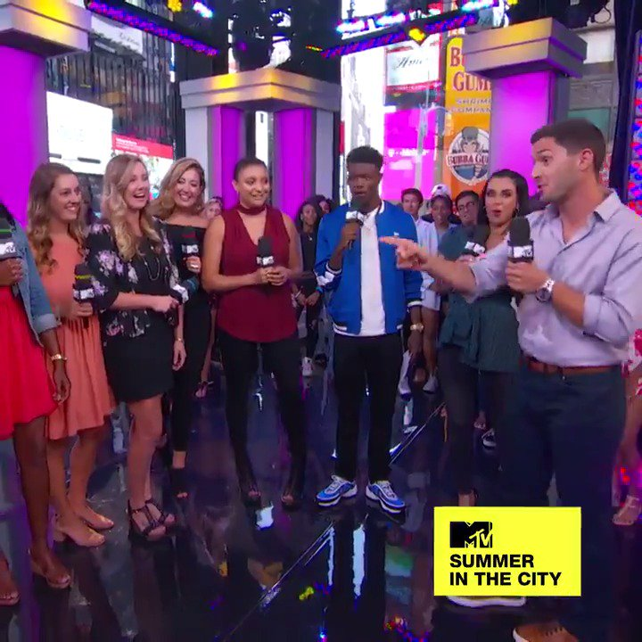 That guy who got exposed on Twitter by his 6 dates finally faces the women on #MTVSummerintheCity. https://t.co/oSC0MIfaq1