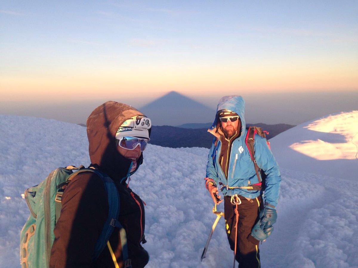 test Twitter Media - Chimborazo 6263m hoy por la madrugada. Clima perfecto, clientes cumpliendo un sueño! Gracias JoseSalazar por las fotos y gran guianza! https://t.co/fmo1GZWAKb