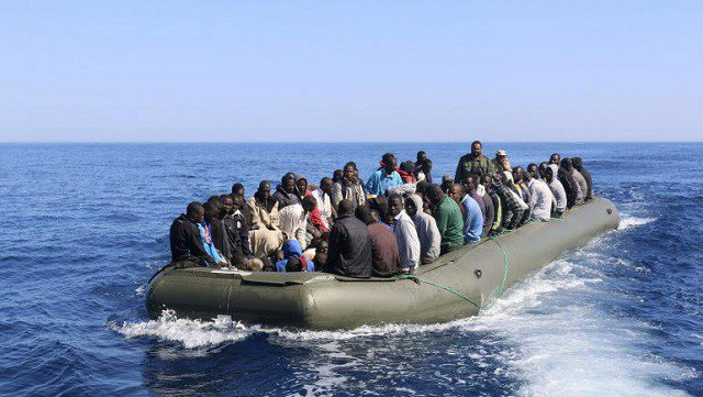 At least 56 dead as smugglers throw 300 African migrants into Yemen sea