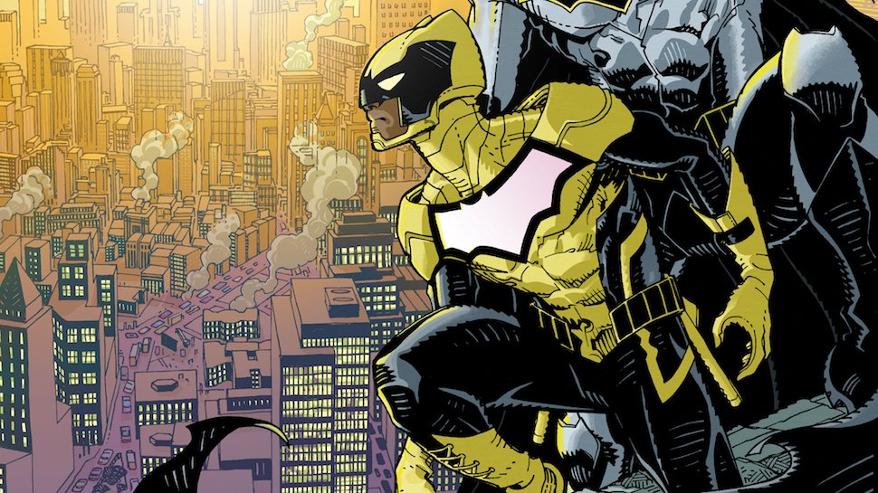 First look at @CullyHamner's #Batman and The Signal designs: https://t.co/IlavIrPOmT (Exclusive) @DCComics https://t.co/Cb1nKPVT7v