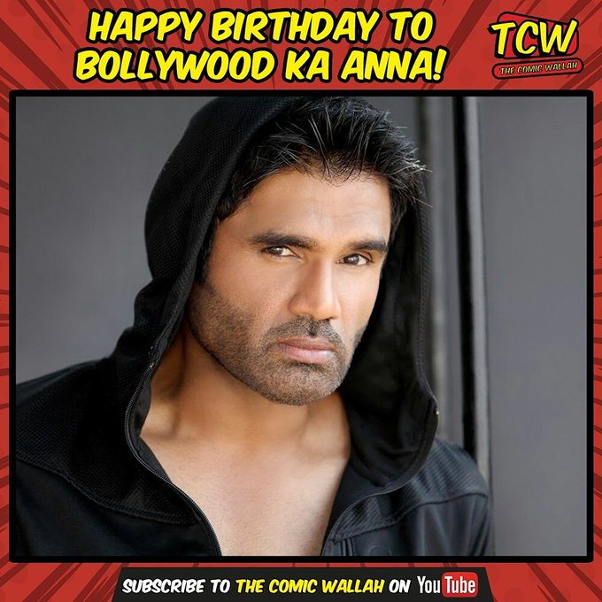 Hum tumhein aisa ho nahin sakta, Happy birthday, Sunil Shetty!