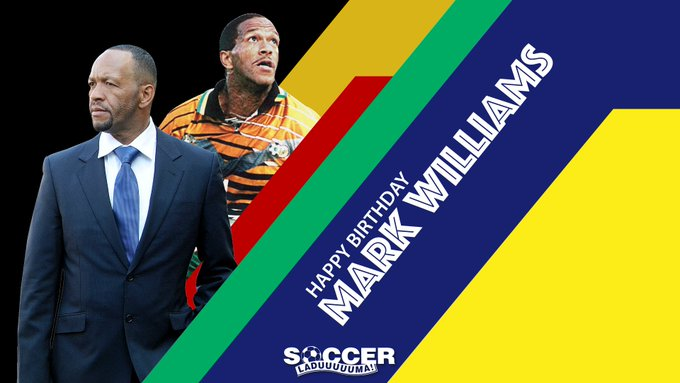 Happy birthday Mark Williams! Please to leave your birthday wishes!