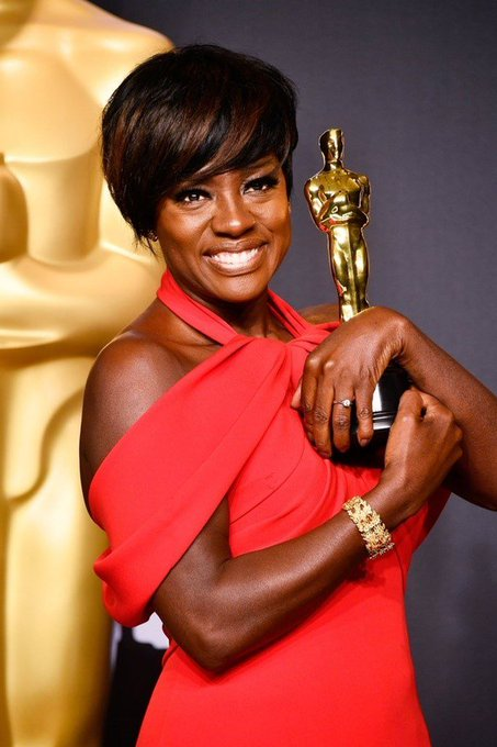 Happy Birthday to Viola Davis who turns 52 today!