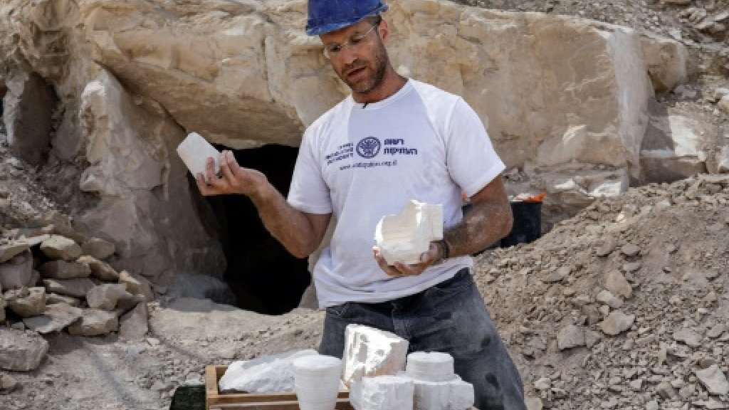 Ancient mug workshop found near site of Jesus wine miracle