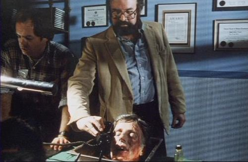 """My feeling is that I\m always looking for ways to get under people\s skin...\"" Happy 70th birthday, Stuart Gordon"