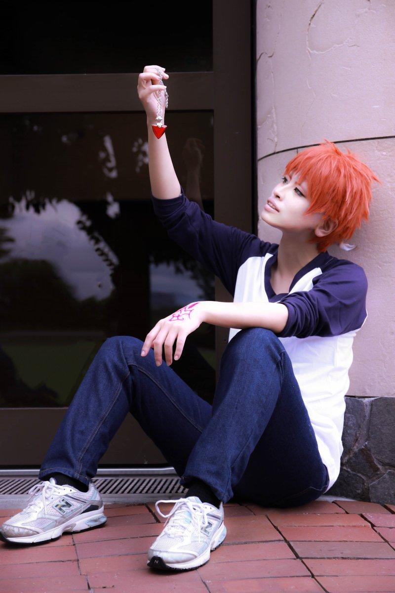 【cos*】Fate stay night(結局誰が助けてくれたんだろう・・・?)衛宮士郎:紅photo:和人#kure