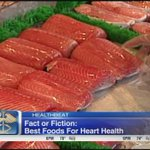 Fact or fiction: Best food and drink for heart health