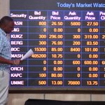 Trading at NSE rise a day after closing for elections