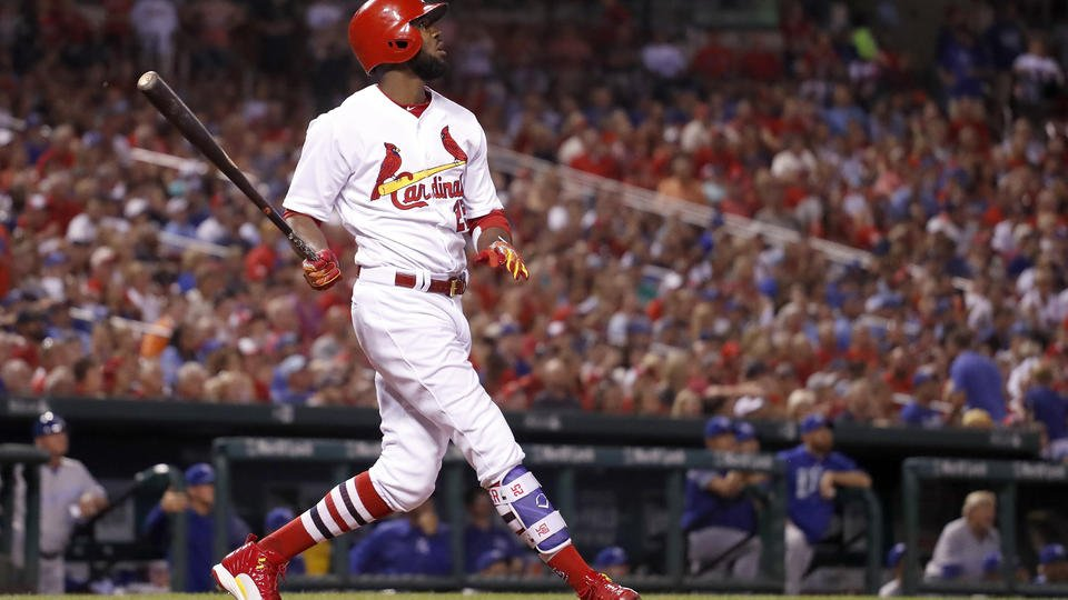 Fowler's grand slam powers Cardinals to 6th straight win