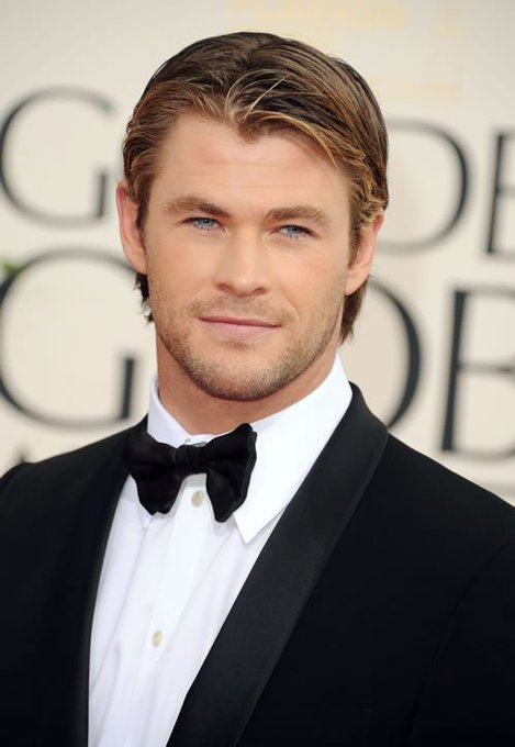 Happy Birthday Chris Hemsworth