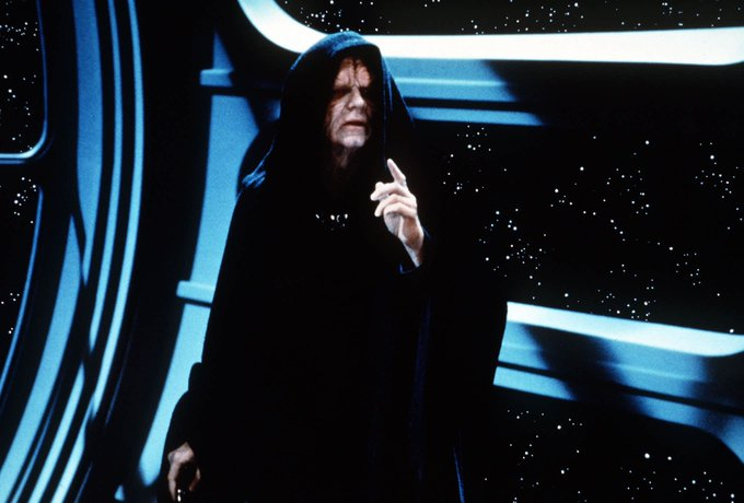 Happy Birthday to Ian McDiarmid or the glorious