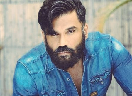 Happy Birthday \Anna\ Sunil Shetty