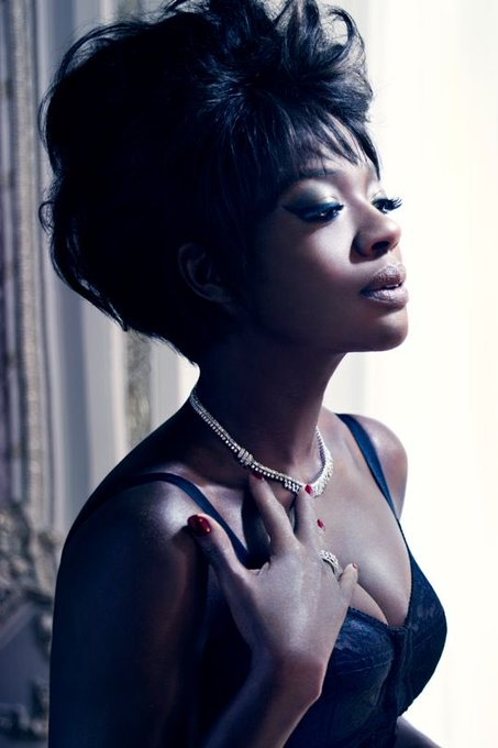 Happy 52nd birthday to the greatest actress of our time, Viola Davis