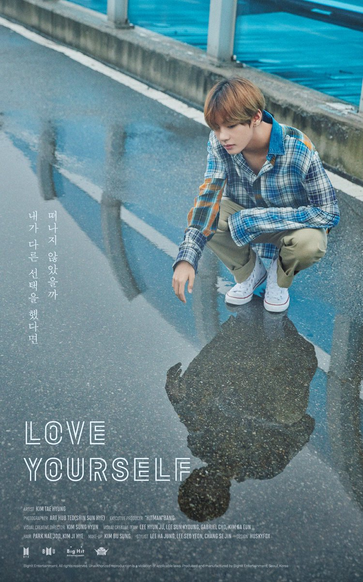 """""""Would you not have left, if I had made a different choice""""  #BTS #방탄소년단 #LOVE_YOURSELF https://t.co/Ctaav6ISly"""