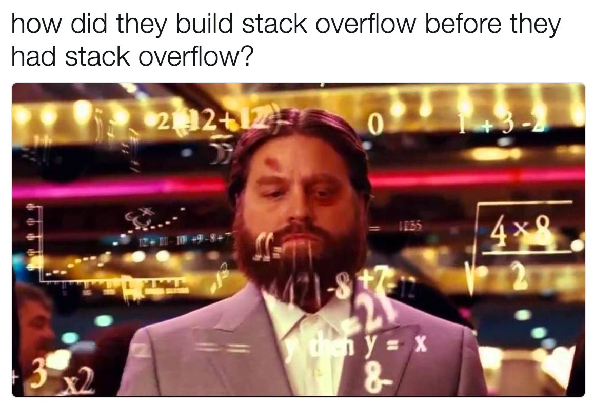 Something doesn't add up �� #funny #stackoverflow #programming https://t.co/F33nKTF0kn