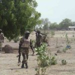 Nigerian troops raids UN zone in city at centre of Boko Haram conflict