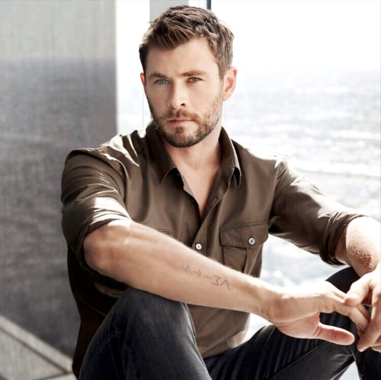 Happy birthday to Chris Hemsworth!
