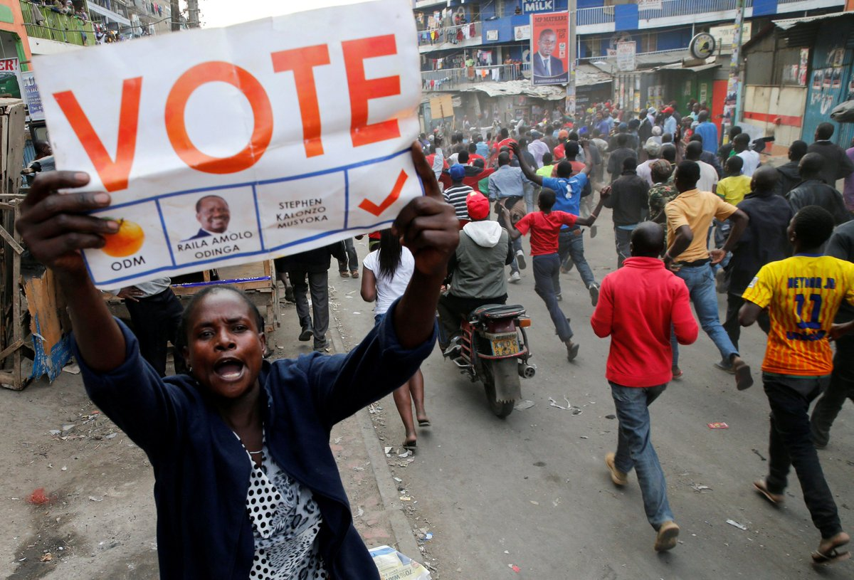 Kenya election chief admits database was target of an unsuccessful hacking attempt