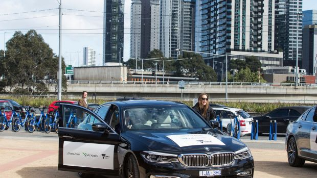Driverless vehicles technology to roll out on the Tulla under trial