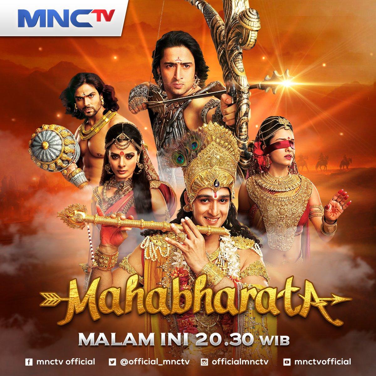 #MahabharataPerpisahan